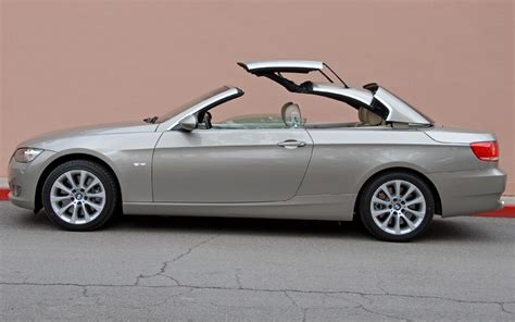 2007 Bmw Convertible by 2007 Bmw 335i Convertible Drive Review Motor Trend
