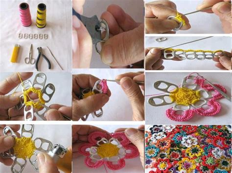 craft items from waste material for make the best use of waste materials and creativity