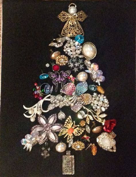 how to make a vintage jewelry tree 1000 images about trees made out of costume