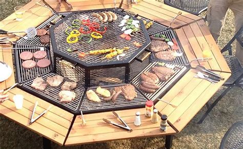 backyard and grill the ultimate backyard pit grill combo pit ideas