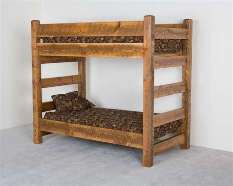 bunk beds furniture furniture gt bedroom furniture gt bunk bed gt log cabin bunk beds