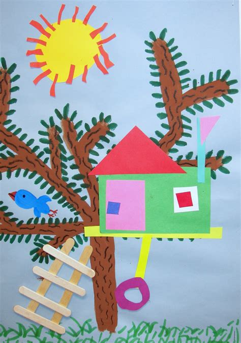 treehouse kid and craft grade two k 8