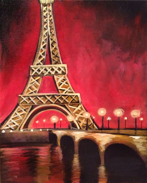 paint with a twist eiffel tower graffiti paintbar uncork your inner artist paintings