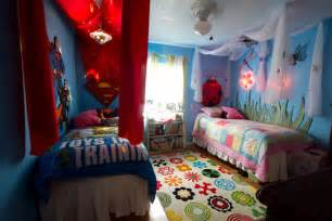 daughters like different things there s a split room for