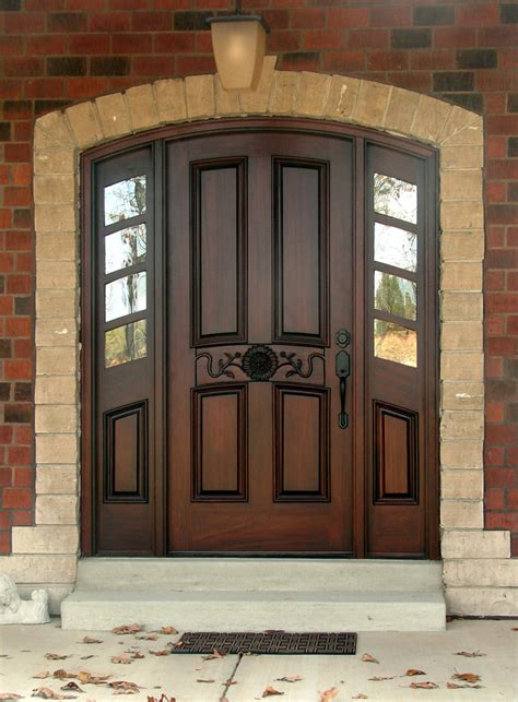 interior doors for homes wood entry doors applied for home exterior design traba