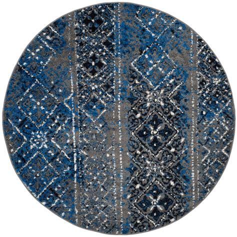 4 ft area rugs safavieh adirondack silver multi 4 ft x 4 ft area