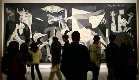 picasso paintings in madrid museums miro and madrid sharp shooter