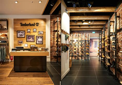 Garage Shop Design Ideas timberland store by arno sulzbach germany 187 retail