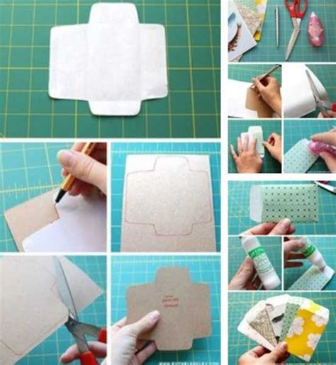 paper recycling crafts 11 handmade gift boxes simple recycled crafts