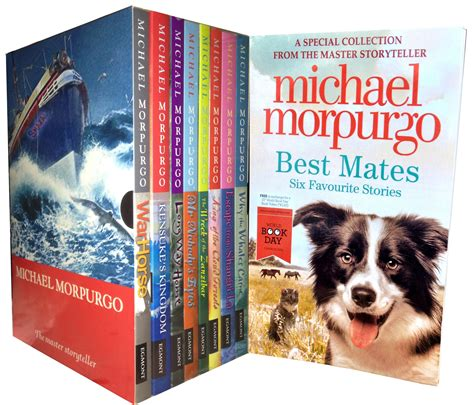 michael morpurgo picture books michael morpurgo children collection 9 books set war