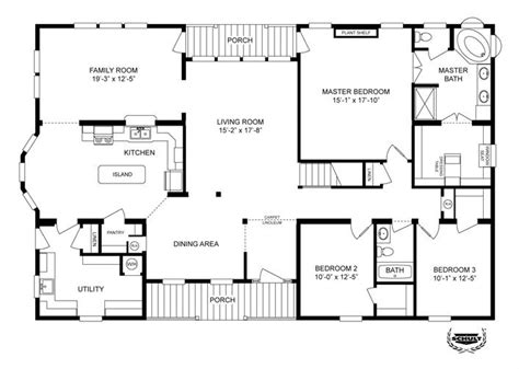 clayton manufactured home floor plans clayton homes home floor plan manufactured homes