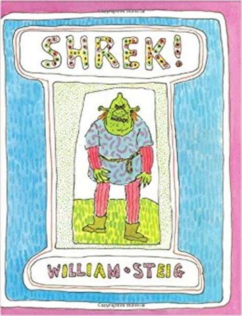 shrek picture book shrek william steig 9780312384494 books