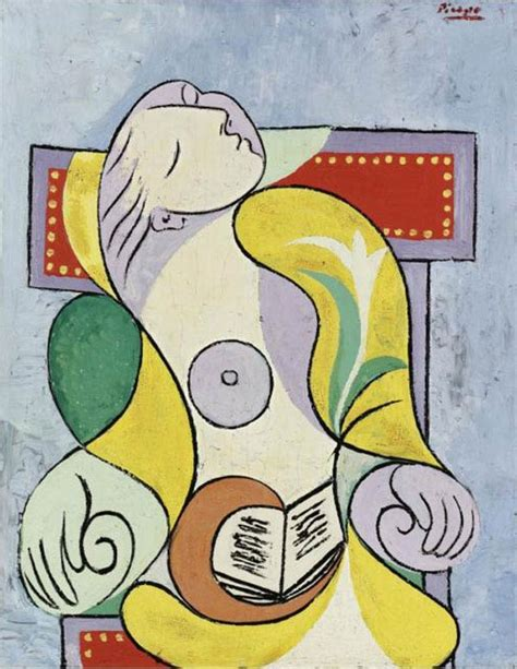 picasso paintings facts la lecture by pablo picasso facts history of the painting