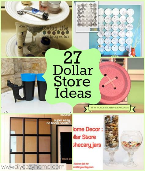 dollar store craft projects tons of dollar store craft decor projects to make