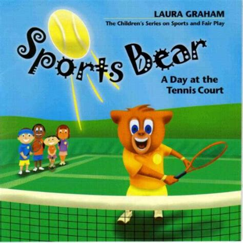 picture books about sports chions tennis