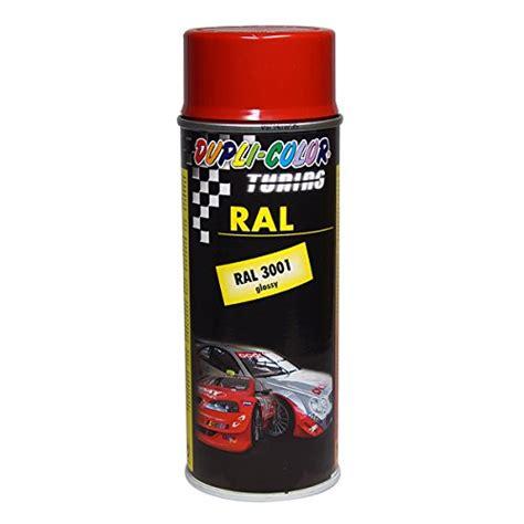 spray paint ral colours dupli color 238048 spray paint ral 3001 gl 400 vernice ral