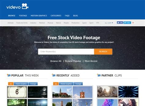bancos de videos gratuitos top bancos de v 237 deos gratuitos para criar projetos incr 237 veis