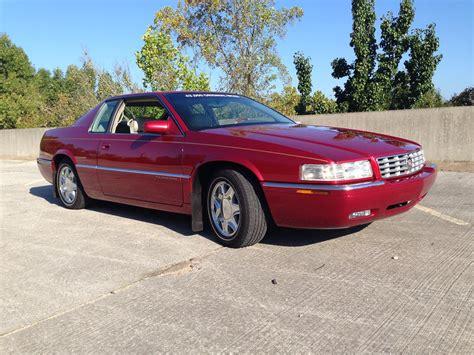2000 Cadillac Eldorado For Sale by 2000 Cadillac Eldorado For Sale Classiccars Cc 643282