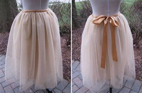 how to sew on tulle make a tulle skirt big