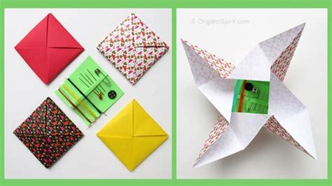 origami os an easy way to fold paper into thirds origami