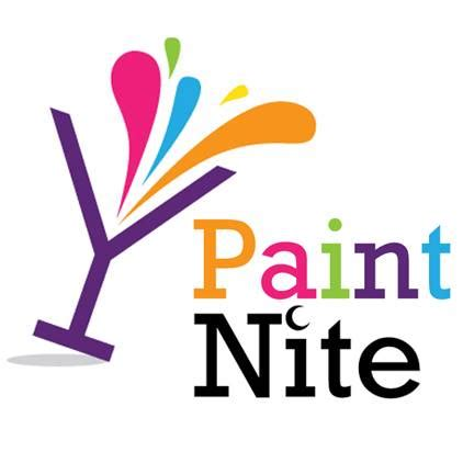 paint nite with who wants to drink and learn to paint tomorrow with