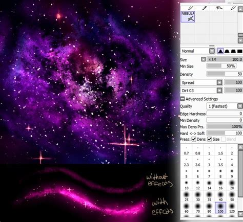 paint tool sai glitter brush best 25 paint tool sai ideas on paint tool