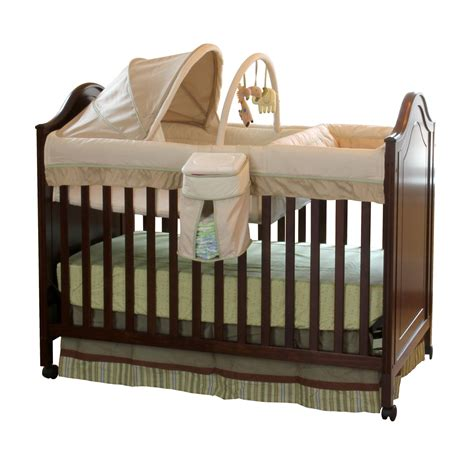 baby cribs and bassinets summer infant 3 in 1 symphony convertible