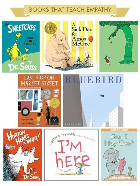 picture books to teach empathy 25 best ideas about teaching empathy on