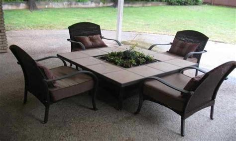 propane patio table outdoor tables propane pit tables costco patio