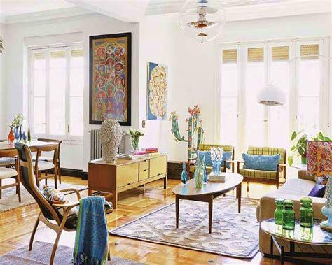 vintage home interiors c 243 mo decorar un sal 243 n estilo vintage