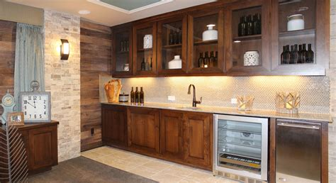 Overlay Kitchen Cabinets wet bar photos burrows cabinets central texas builder