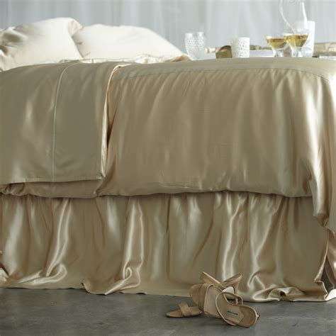 bed skirts silk bed skirt luxury bed skirts adjustable bed skirt