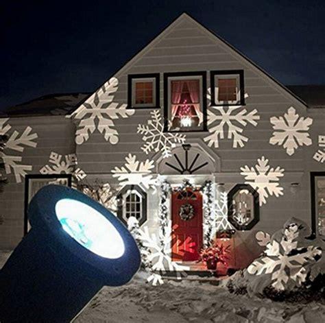 outdoor projector lights smithroad led projektor strahler garten beleuchtung