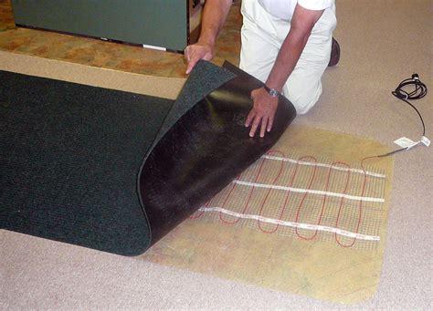heated floor mat desk floor design heated floor mats desk