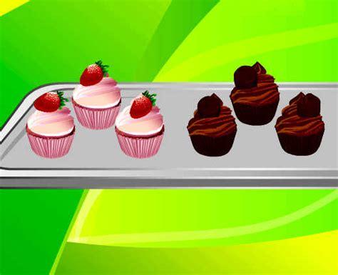 juegos de cocinar online juego de cocinar cupcakes juegos