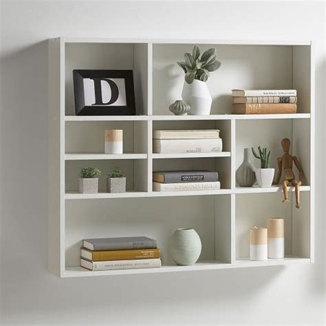 1000 ideas about wall mounted shelves on home