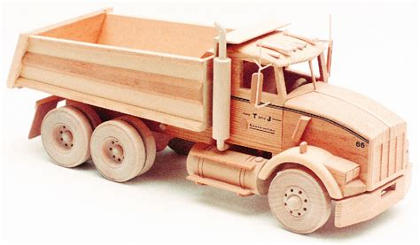 toys and joys woodworking plans kenworth dump truck 18 quot woodworking patterns