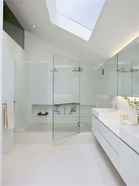 modern homes bathrooms modern attic bathroom design