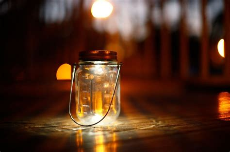 light up your light up your with jar lid lights