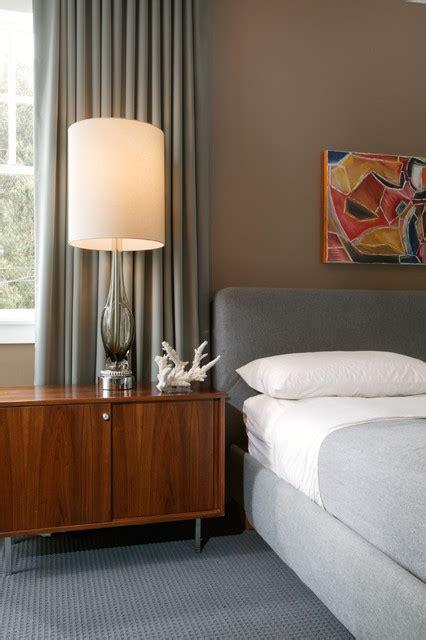 mid century bedroom design modern grey bedroom midcentury bedroom new orleans
