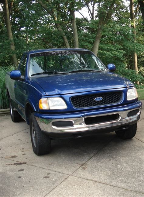 1997 Ford F150 Specs by Plymouth4evr 1997 Ford F150 Regular Cablong Bed Specs