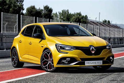 Renault Megane Rs by 2018 Renault Megane R S Trophy Is Most Powerful Renault