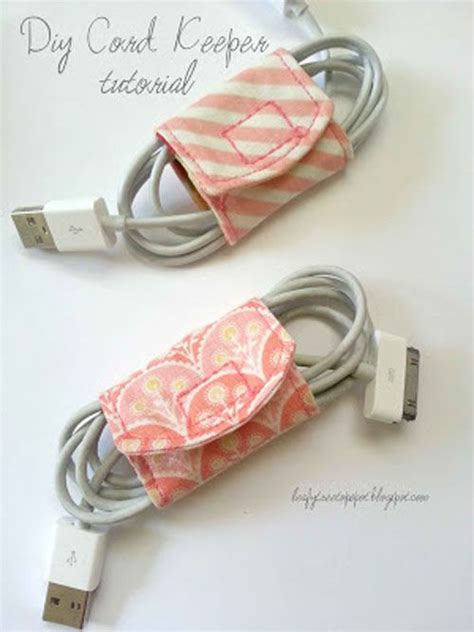 craft cord projects 10 diy projects to keep your cords organized