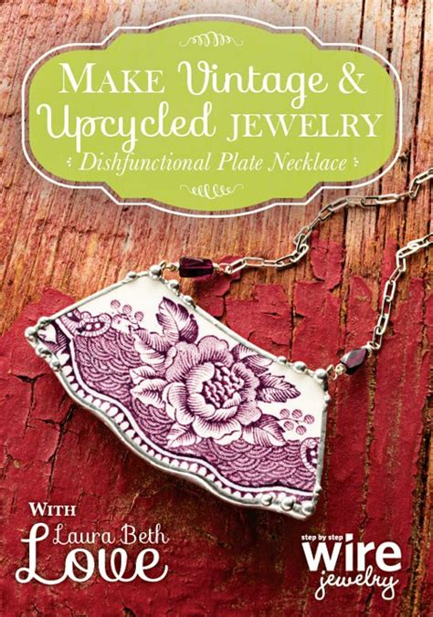 jewelry dvd make vintage and upcycled jewelry dvd