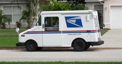New Postal Truck by Could The Next Generation Delivery Vehicle Be The Next