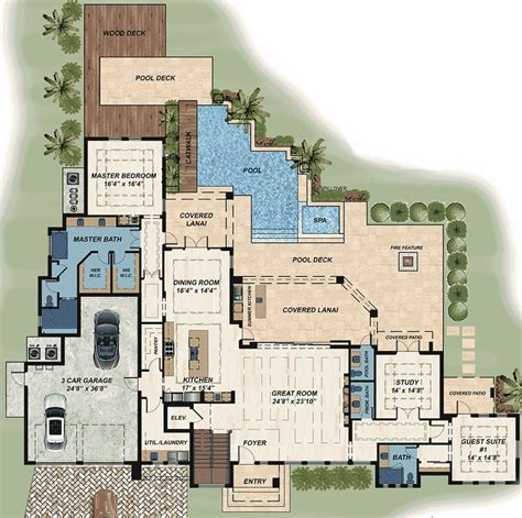 architects house plans architectural designs