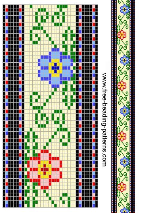 free loom beading patterns free pattern beading loom patterns