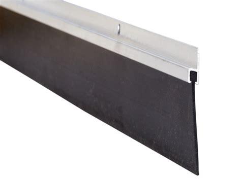 door county rubber sts door rubber stormguard aluminium brush door seal l