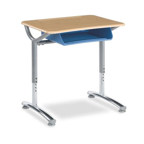 virco student desk virco text student desk laminate top td2128yadjbbm on