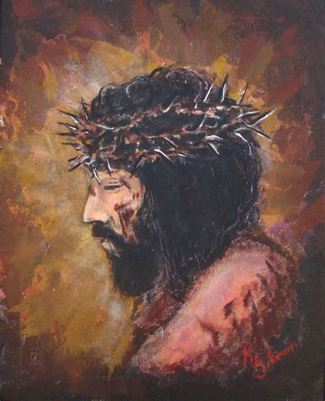 acrylic painting of jesus 160 best images about christian artwork on